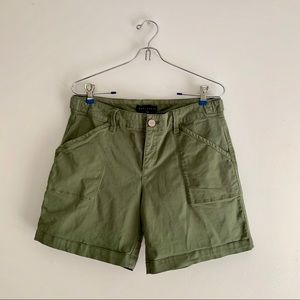 Sanctuary • Army Green Shorts